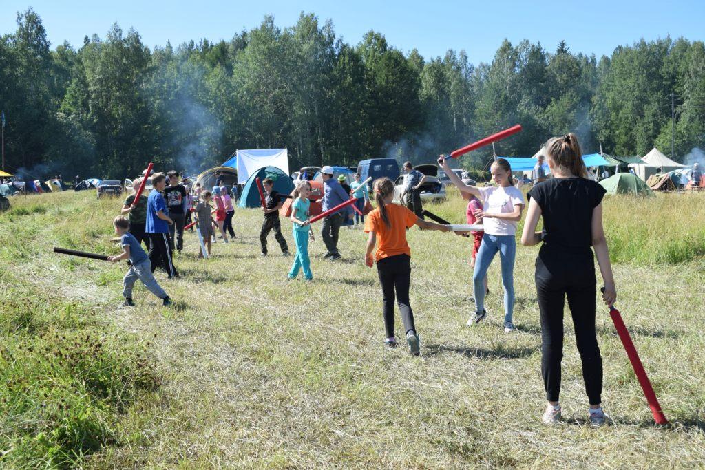 Паломническо-туристический слет церковно-приходских школ «Каменный пояс — 2018»