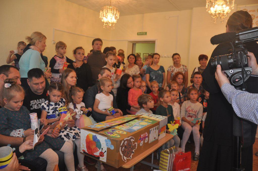 Детский сад №157 принял участие в благотворительной акции
