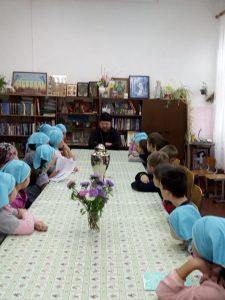 Добрая встреча в Кушвинской воскресной школе