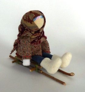 """Второй семинар «Народная кукла """"Екатерина-санница""""»"""