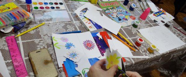 В честь Дня народного единства в Цементном прошло семейное познавательно-творческое мероприятие