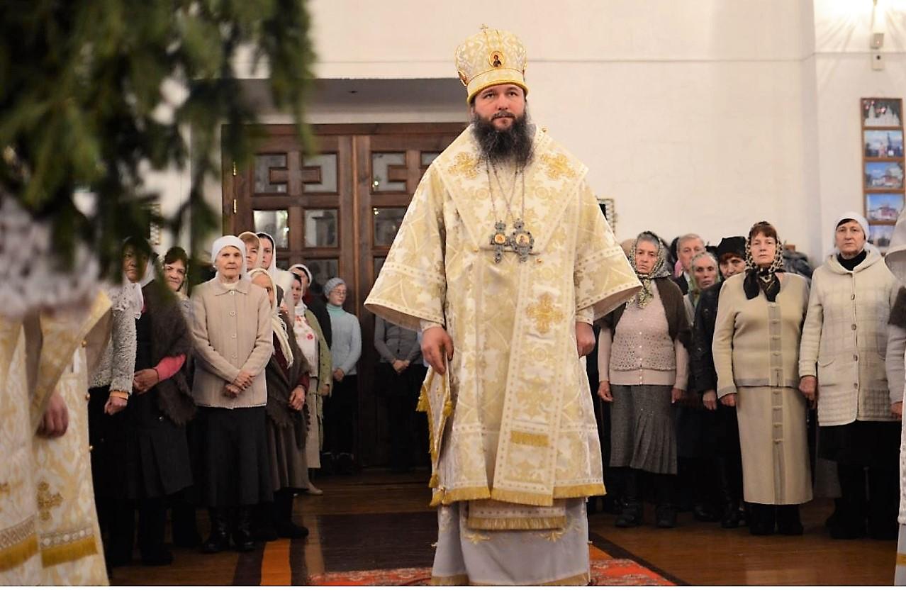 Рождественское послание епископа Нижнетагильского и Невьянского Евгения