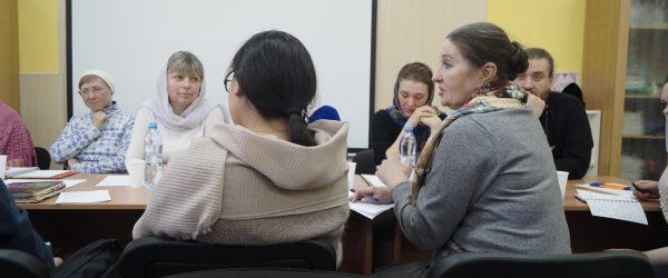 Владыка Евгений познакомился с руководителями воскресных школ Центрального и Пригородного благочиний