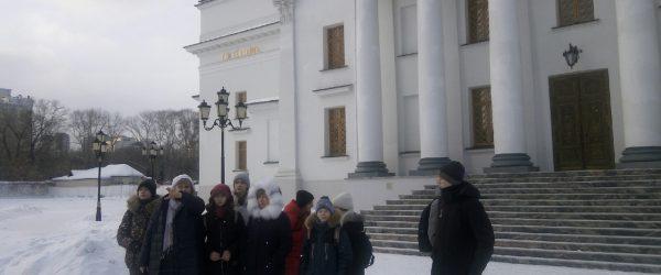 Учащиеся из Нижнего Тагила приняли участие в региональном этапе Общероссийской олимпиады по Основам православной культуры