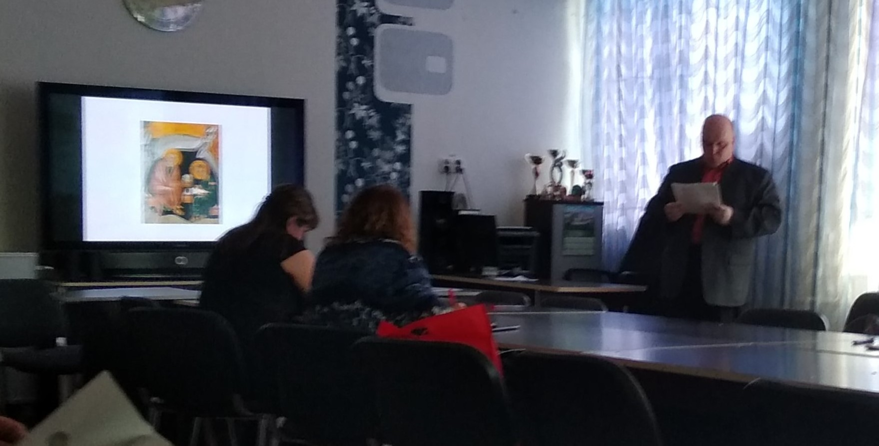 Состоялся первый семинар городского методического объединения учителей Основ православной культуры