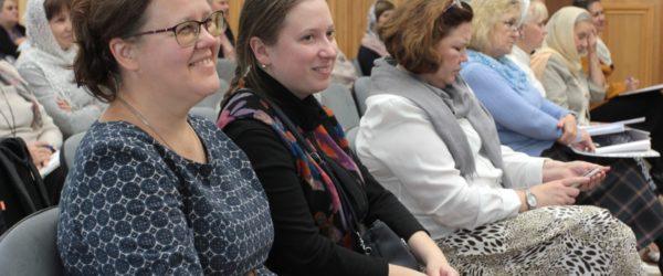 Представители Нижнетагильской епархии приняли участие в совещании руководителей воскресных школ Екатеринбургской митрополии