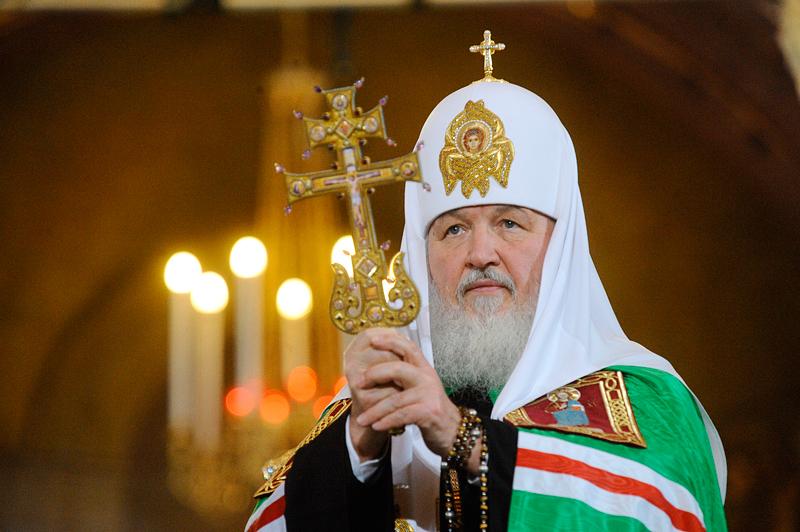 Обращение Святейшего Патриарха Кирилла в День знаний