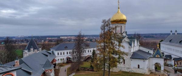 Работники сферы образования Нижнетагильской епархии посетили Москву и Подмосковье