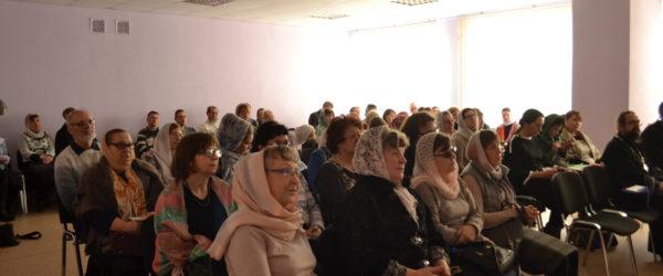 Форум приходских общин прошел в Нижнетагильской епархии