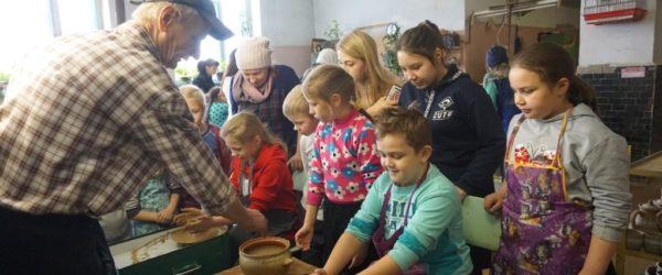 Уральское паломничество и гончарное ремесло