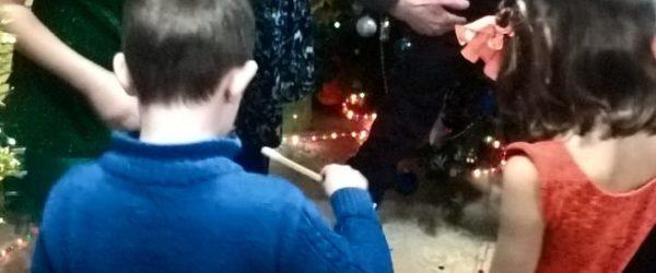 Рождественский праздник в воскресной школе «Образ»