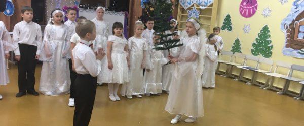 Свет Звезды, Рождество – с нами Бог!