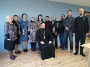 Продолжаются занятия на Епархиальных катехизаторско-педагогических курсах