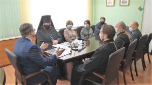 Подписан план совместных мероприятий в сфере образования город Лесного и Нижнетагильской епархии 2021