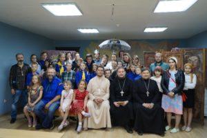 Первый слет православных следопытов Нижнетагильской епархии